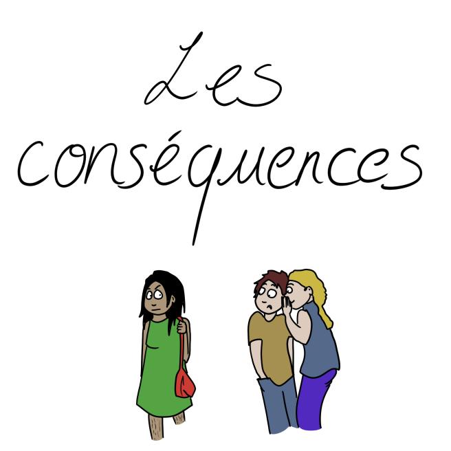 Les conséquences - Emmaclit